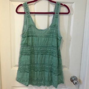 Urban Outfitters lace tunic